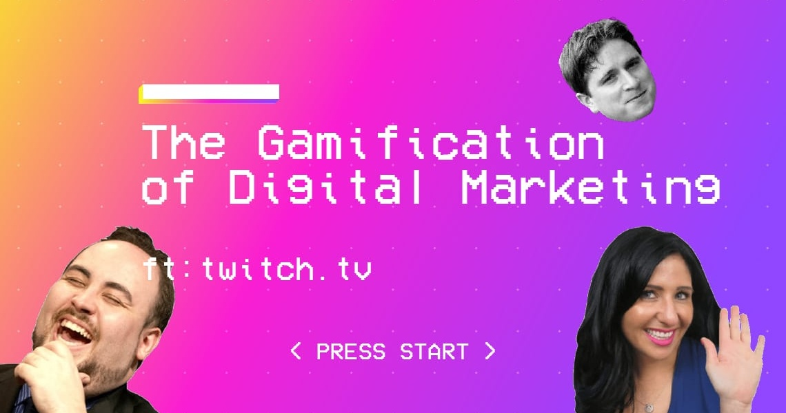 The Gamification of Digital Marketing